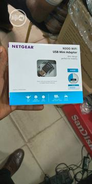 Netgear N300 Wifi USB Mini Adapter Model No -WNA3100M | Networking Products for sale in Lagos State