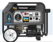 USA Standard Firman Gen 7.5kva ( 8910 ) Hybrid Dual Fuel And Gas + USA | Electrical Equipments for sale in Lagos State, Lekki Phase 1