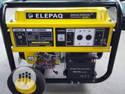Brand Elepaq Gen ( Sv 15000 E2 ) 7.5 Kva Silent 100% Auto Copper Coil | Electrical Equipments for sale in Lagos State, Magodo