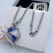 Silver Men's Chain's   Jewelry for sale in Lagos State, Ajah