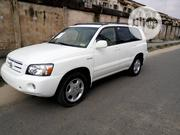 Toyota Highlander 2004 Limited V6 4x4 White | Cars for sale in Lagos State, Amuwo-Odofin