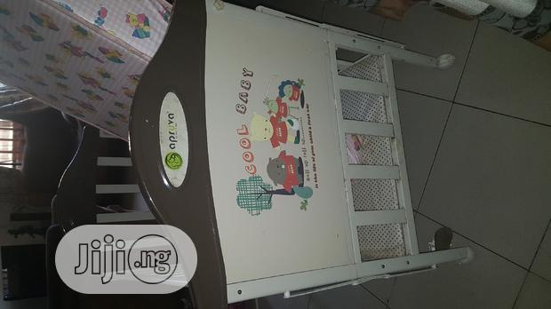 Archive: Baby Cot And Mattrass