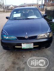 Nissan Almera 2001 Tino 1.8 Blue | Cars for sale in Lagos State, Epe