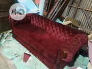 Real Tufted N Fibre Coated Sofa | Furniture for sale in Abia State, Aba South