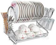 Two Layers Dish Rack | Kitchen & Dining for sale in Lagos State, Lagos Island