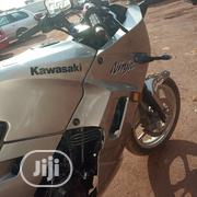 Kawasaki Z400 1999 Silver | Motorcycles & Scooters for sale in Ondo State, Akure South