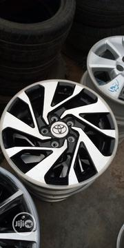 16 Rim For Toyota Camry Black Friday | Vehicle Parts & Accessories for sale in Lagos State, Surulere