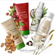 Oriflame Avocado Oil Cream And Energizing Mint And Raspberry | Bath & Body for sale in Kaduna State, Zaria