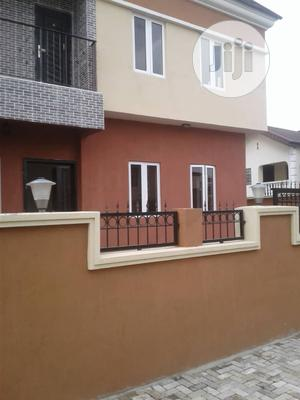 New 4 Bedroom Semi Detached Duplex With BQ at Glory Estate Gbagada For Sale.