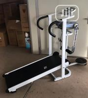 3 in 1 Manual Treadmill | Sports Equipment for sale in Lagos State, Lagos Mainland