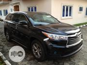 Toyota Highlander 2014 Black | Cars for sale in Lagos State, Ajah