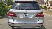 Mercedes-Benz M Class 2013 Silver | Cars for sale in Abuja (FCT) State, Maitama