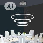 Circular Ring Pendant 3/2/1 Circle Rings Acrylic LED Chandelier | Home Accessories for sale in Lagos State, Ojo