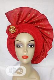 Fancy Unique Auto Gele | Clothing Accessories for sale in Lagos State, Ikeja