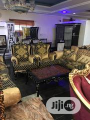 Quality 7 Seaters Turkey Royal Sofa Chair | Furniture for sale in Lagos State, Lagos Mainland