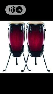 Premier English Maroon Conga - Pair | Musical Instruments & Gear for sale in Lagos State, Ojo
