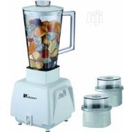 Saisho Blender Grinder 3 In 1 Saisho Blender | Kitchen Appliances for sale in Lagos State, Lagos Island