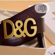 D G Leather Belts   Clothing Accessories for sale in Lagos State, Lagos Mainland