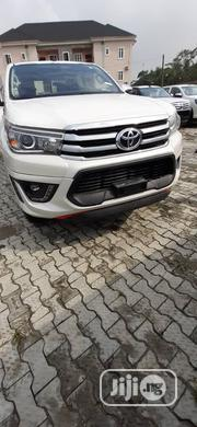 New Toyota Hilux 2019 White | Cars for sale in Lagos State, Amuwo-Odofin