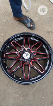 17 Rim For Lexus Black Friday | Vehicle Parts & Accessories for sale in Lagos State, Shomolu