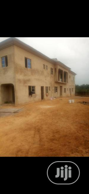 Very Cheap Blocks of 4 Flats for Urgent Sale at Mowe Ojodu Extension