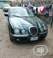 Jaguar S-Type 3.0 V6 Sport 2002 Green | Cars for sale in Lagos State, Lagos Mainland