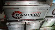 Campeon Deep Cycle Battery 200ah/12v   Solar Energy for sale in Lagos State, Ojo
