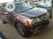 Acura MDX 2009 SUV 4dr AWD (3.7 6cyl 5A) Red | Cars for sale in Lagos State, Ikeja