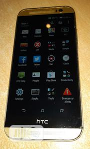 HTC One (M8) CDMA 32 GB Gold | Mobile Phones for sale in Abuja (FCT) State, Central Business District
