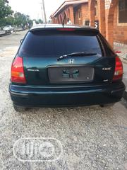 Honda Civic 1997 CX 2dr Hatchback Green | Cars for sale in Niger State, Minna
