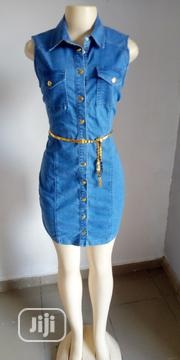 Denim Gown | Clothing for sale in Abuja (FCT) State, Lugbe