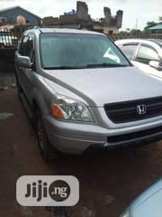 Honda Pilot 2007 EX 4x2 (3.5L 6cyl 5A) Silver | Cars for sale in Lagos State, Lagos Mainland