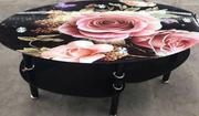 Classic Flower Designs Round Centre Table | Home Accessories for sale in Lagos State, Ojo