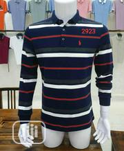 Polo Long Sleeve Shirt | Clothing for sale in Lagos State, Ikeja