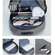 Anti Theft Backpack With USB Cable Charge Port | Bags for sale in Lagos State, Ikorodu