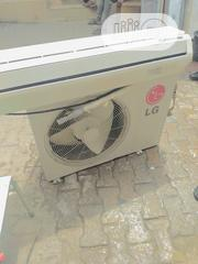 LG Split Unit 1.5hp Air Condition | Home Appliances for sale in Lagos State, Apapa