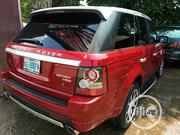 Land Rover Range Rover Sport 2010 HSE 4x4 (5.0L 8cyl 6A) Red | Cars for sale in Lagos State, Amuwo-Odofin