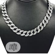 Iced Cuban Link Chain - Silver | Jewelry for sale in Lagos State, Lagos Island
