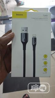 Baseus Usb Cable For iPhone | Accessories for Mobile Phones & Tablets for sale in Lagos State, Ikeja