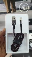 Baseus Usb Cable For iPhone | Accessories for Mobile Phones & Tablets for sale in Ikeja, Lagos State, Nigeria