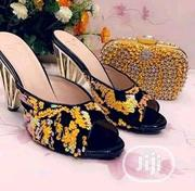 Women Moderate Heeled Formal Slippers | Shoes for sale in Lagos State, Surulere