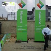 Pylon Signs | Manufacturing Services for sale in Lagos State, Mushin