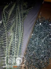 Tapping Screw With Raile Rubber/Collated Screws | Manufacturing Materials & Tools for sale in Rivers State, Port-Harcourt