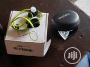 Brand New Aelec Earphone With 5 Hours Battery | Headphones for sale in Lagos State, Surulere