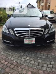 Mercedes-Benz E350 2012 Black | Cars for sale in Lagos State, Lekki Phase 2
