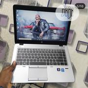 Laptop HP EliteBook 840 G1 4GB Intel Core i5 HDD 500GB   Laptops & Computers for sale in Lagos State, Ikeja