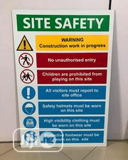 Safety Signs | Safety Equipment for sale in Lagos State, Mushin