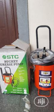 Grease Bucket 10kg Stc Brand | Electrical Equipment for sale in Rivers State, Port-Harcourt
