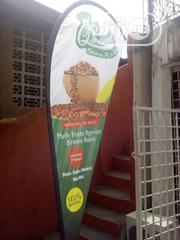Teardrop Banners & Flags | Manufacturing Services for sale in Lagos State, Mushin