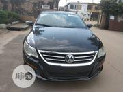 Volkswagen CC 2010 2.0 Sport Black   Cars for sale in Lagos State, Gbagada